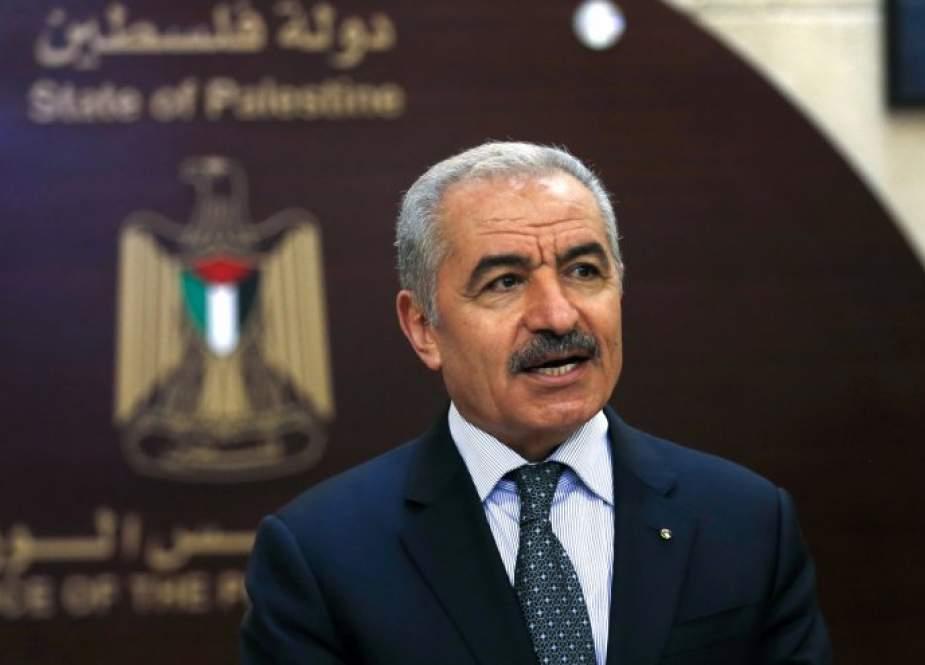 اشتية يدعو لالزام الاحتلال بتطبيق اتفاقية جنيف المتعلقة بالأسرى