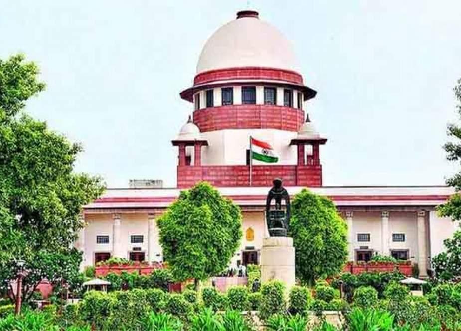 پیگاسس جاسوسی معاملہ میں سپریم کورٹ آف انڈیا میں عبوری حکم محفوظ