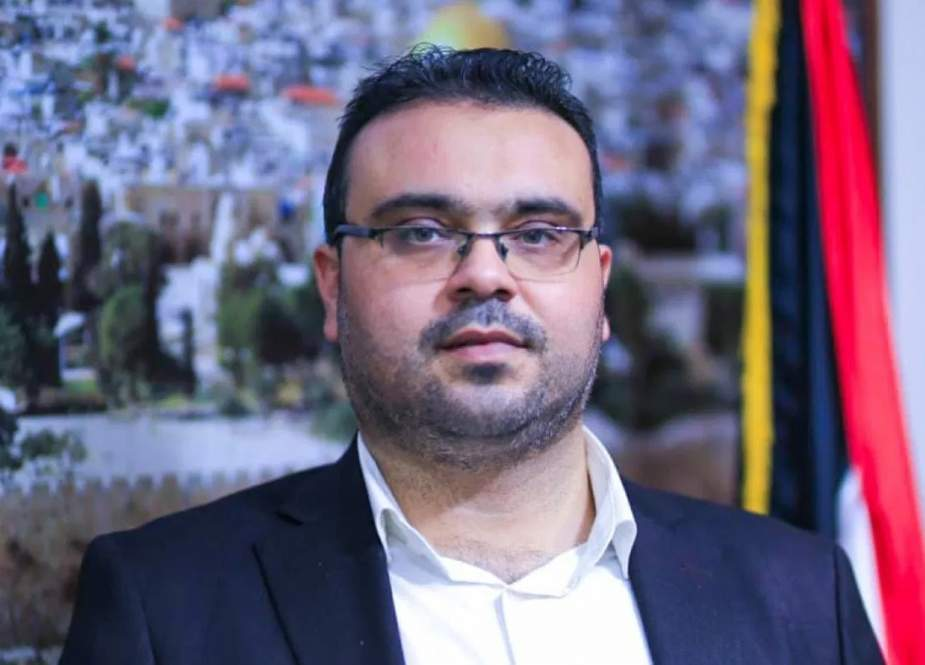 Hazem Qassem- Hamas spokesman.jpg