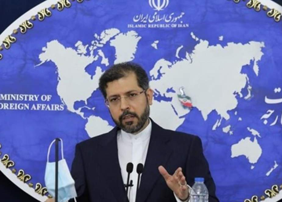 """طهران: لا يحق للكيان الصهيوني الحديث عن اعضاء """"ان بي تي"""""""