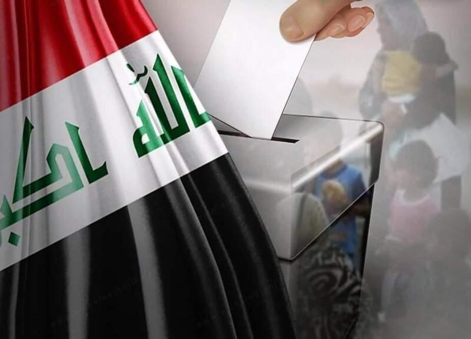 امریکہ عراق کے پارلیمانی الیکشن سبوتاژ کرنے کے درپے ہے، عراقی رکن پارلیمنٹ