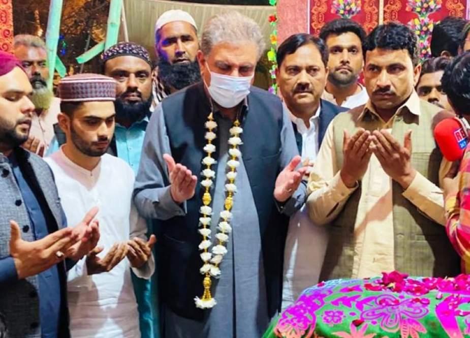 حضرت بہائوالدین زکریا ملتانی کے 782 ویں سالانہ عرس کا آغاز، تقریبات منسوخ