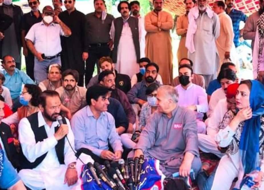 پاکستان میڈیا ڈویلپمنٹ اتھارٹی آرڈیننس صحافت کا گلہ گھونٹنے کے مترادف ہے، میاں محمد اسلم