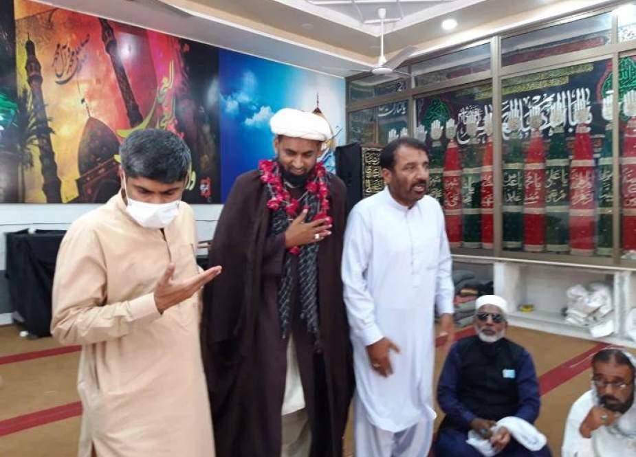 رحیم یار خان، ایم ڈبلیو ایم کی ضلعی شوریٰ کا اجلاس، مولانا نیئر عباس نئے ضلعی آرگنائزر منتخب