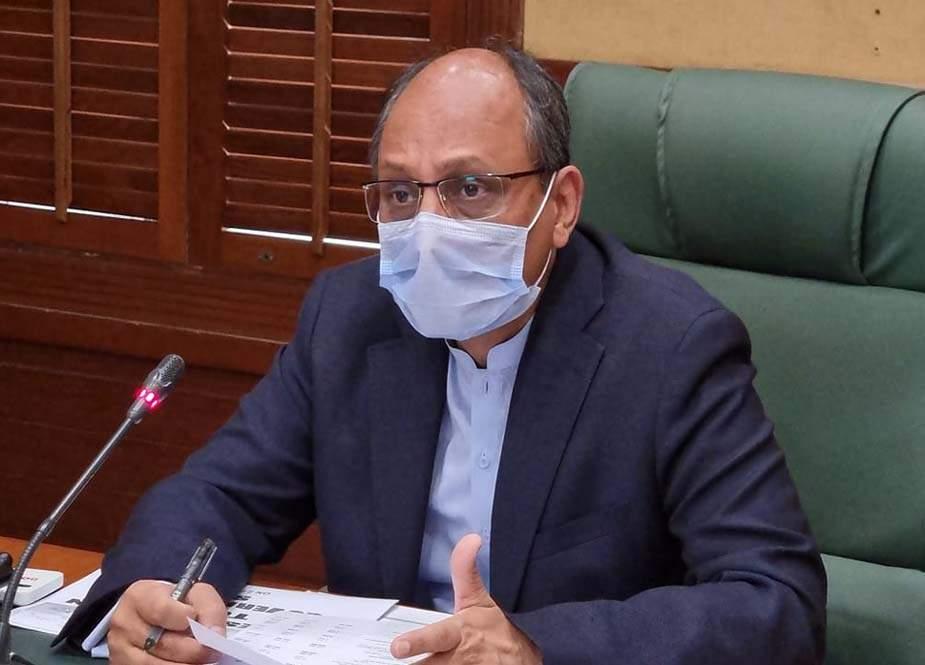 کراچی کے لوگوں نے ایم کیو ایم کے منہ پر طمانچہ مارا ہے، سعید غنی
