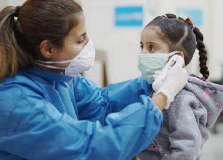 لبنان/ وزارة الصحة: 10 حالات وفاة و484 إصابة جديدة بفيروس كورونا