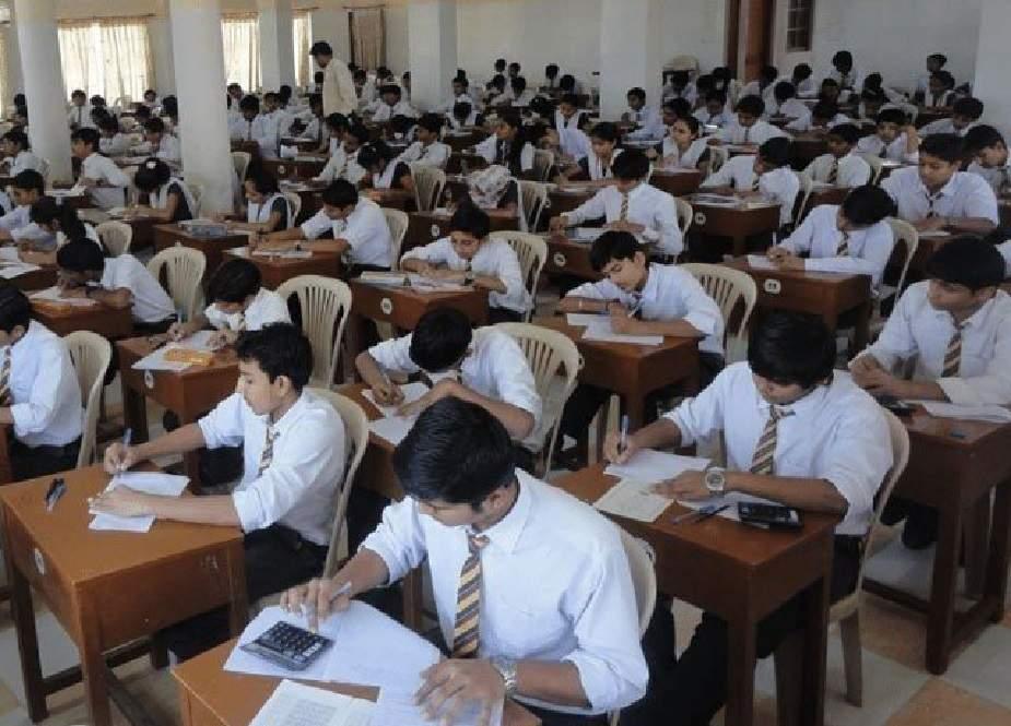 حکومت کا دسویں اور بارہویں کلاس کے تمام طلبا کو پاس کرنےکا فیصلہ