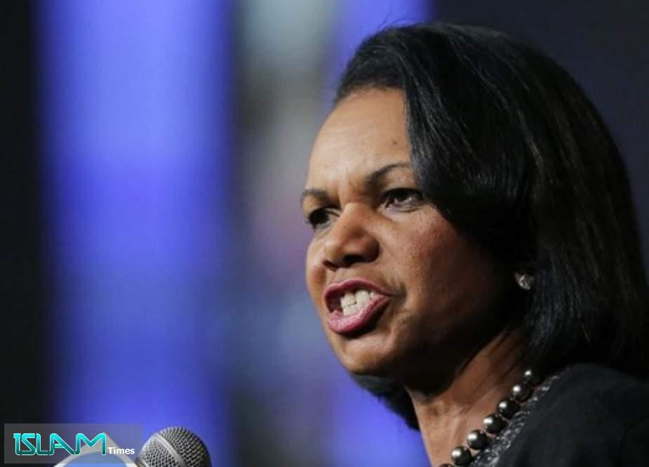 Condoleezza Rice Laments US Losing 'Eyes, Ears' in Afghanistan