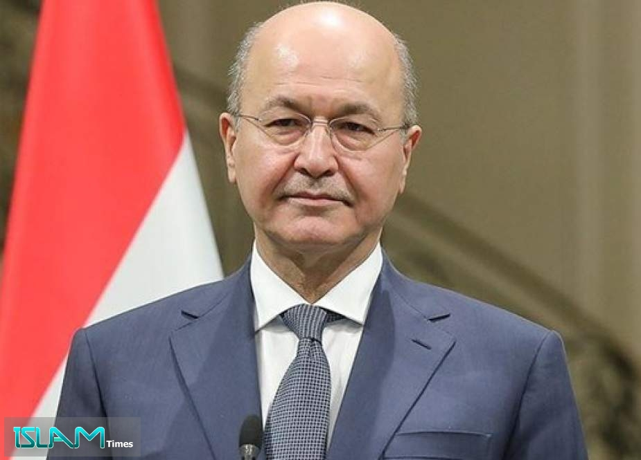 Iraqi President Dismisses Ties with Israel