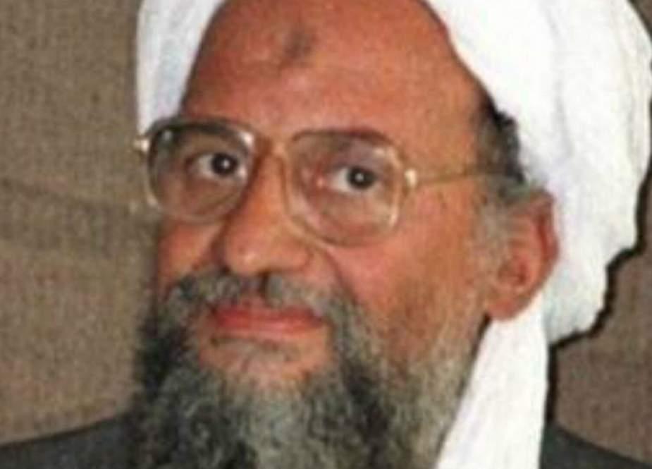Ayman al-Zawahiri, al-Qaeda Number One.jpg