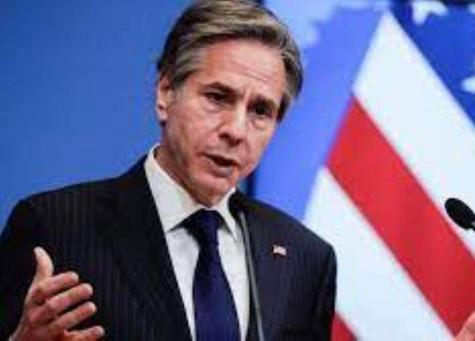 پاکستان نے تعاون بھی کیا اور ہمارے مفادات کے خلاف بھی رہا، بلنکن
