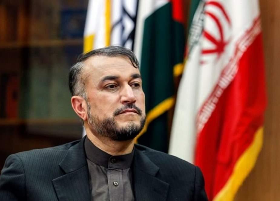 امير عبداللهيان: اميركا وراء عدم الاستقرار في افغانستان
