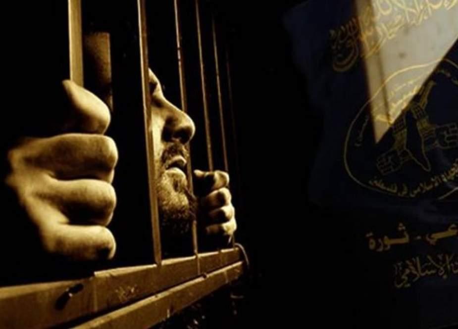 أسرى الجهاد الإسلامي يُقلقون مصلحة سجون العدو الصهيوني