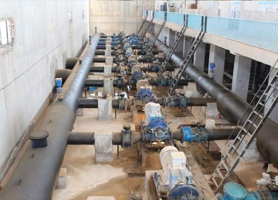 سوريا.. إعادة ضخ المياه إلى الأحياء الشرقية بالحسكة
