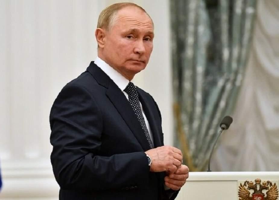 بوتين يدخل العزل الصحي بسبب كورونا