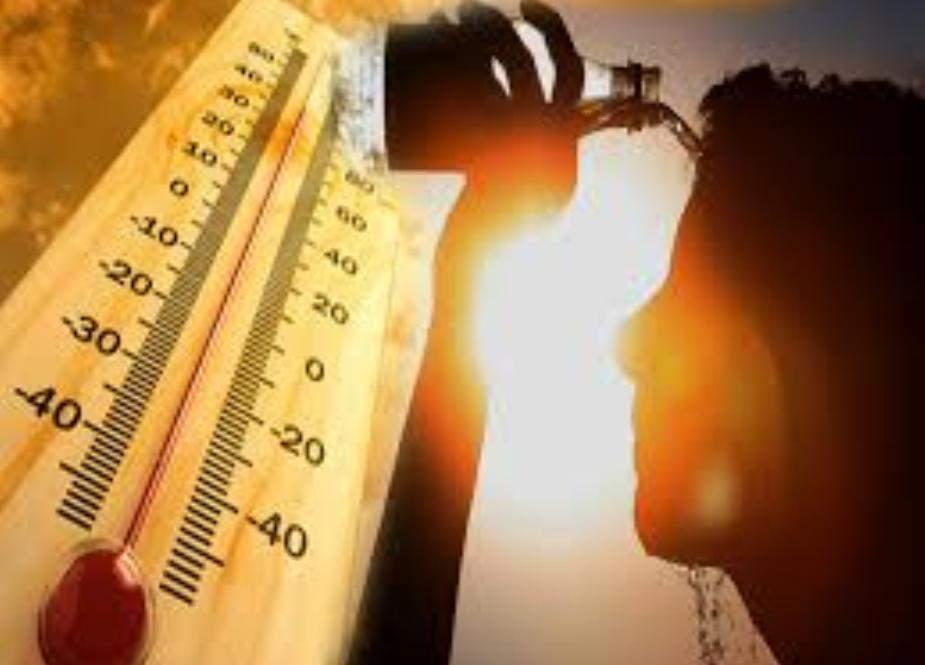 کراچی میں شدید گرمی، پارہ 39 ڈگری پر چڑھ گیا