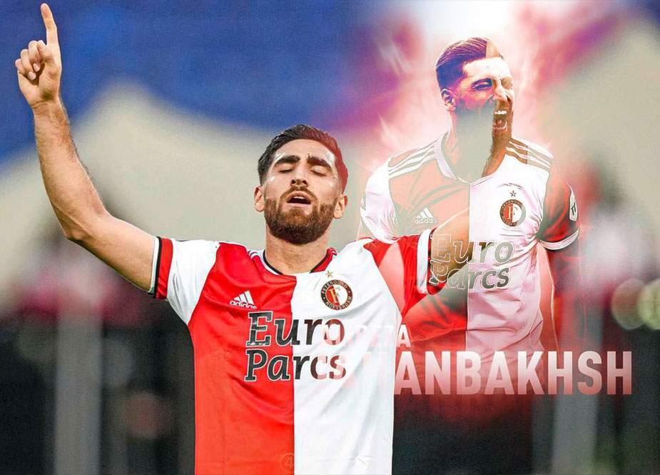 """""""Feyenoord"""" iranlı futbolçusunu müdafiə etdi"""