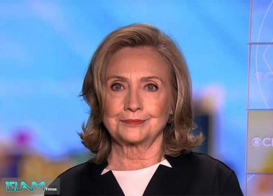 Hillary Clinton: US Faces 'Real Battle for Democracy' Against Far Right