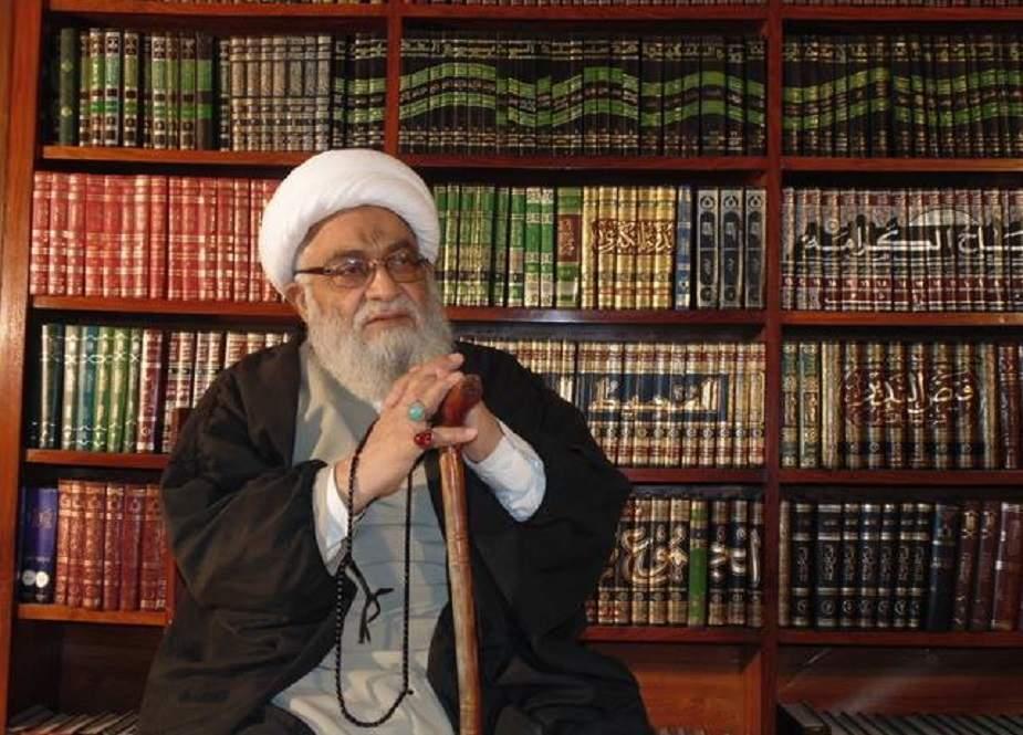 درجنوں کتابوں کے مولف و مترجم علامہ محمد علی فاضل انتقال کرگئے