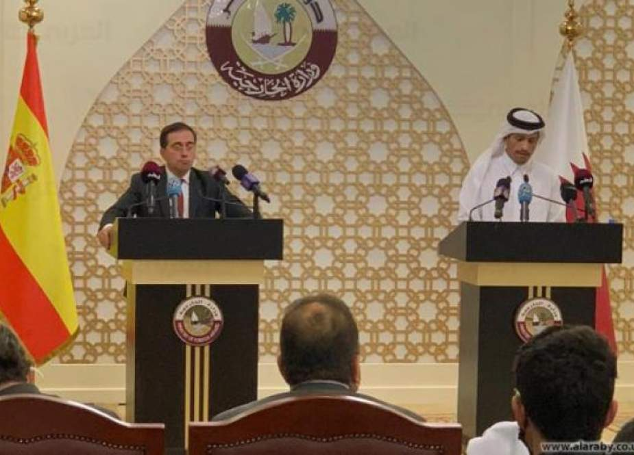 قطر: عزل الحكومة الحالية في أفغانستان ليس حلا والحوار هو السبيل الوحيد