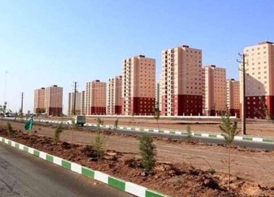 الحكومة الايرانية تعمل على تدشين 200 الف وحدة سكنية قریبا