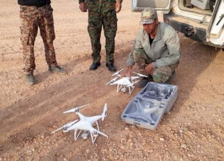 اميركا تمنع الطيران المسيّر من رصد تحركات الارهابيين في العراق