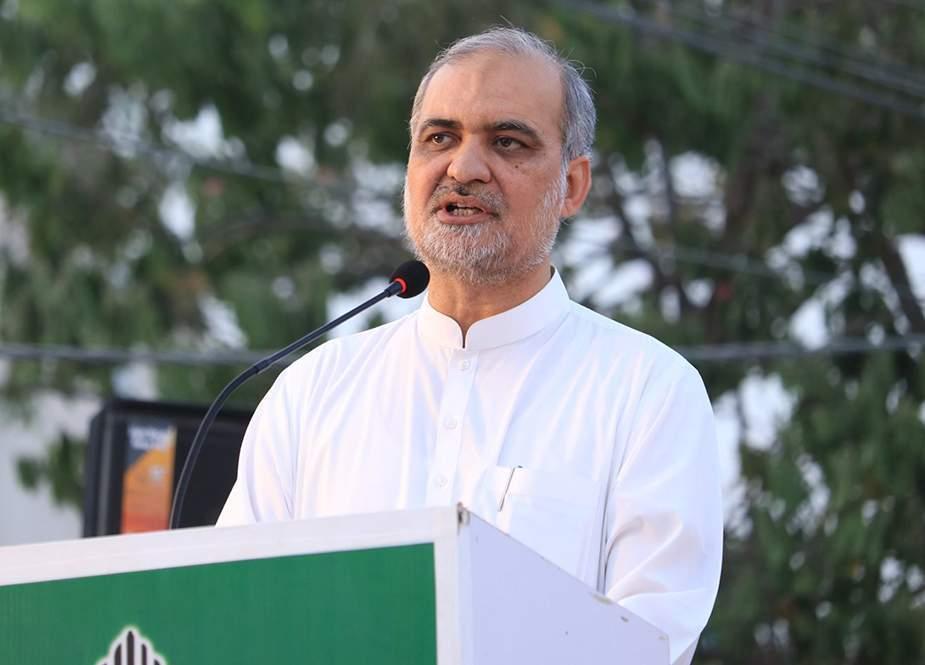 کنٹونمنٹ بورڈ انتخابات میں ايم کيو ايم کی سياست پٹ چکی، حافظ نعیم الرحمان