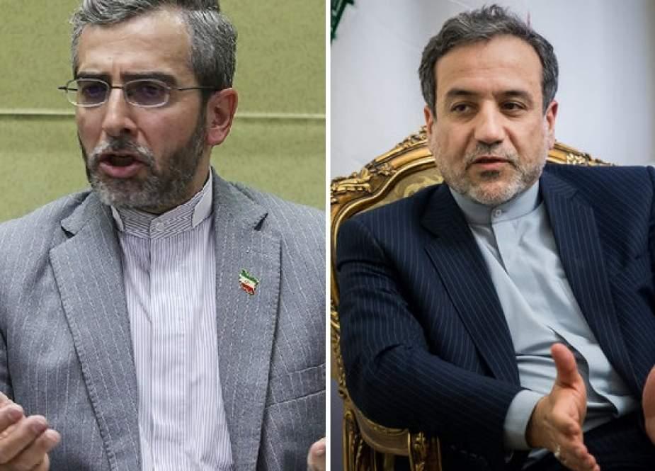 وزير الخارجية الإيراني يجري تغييرات في الوزارة