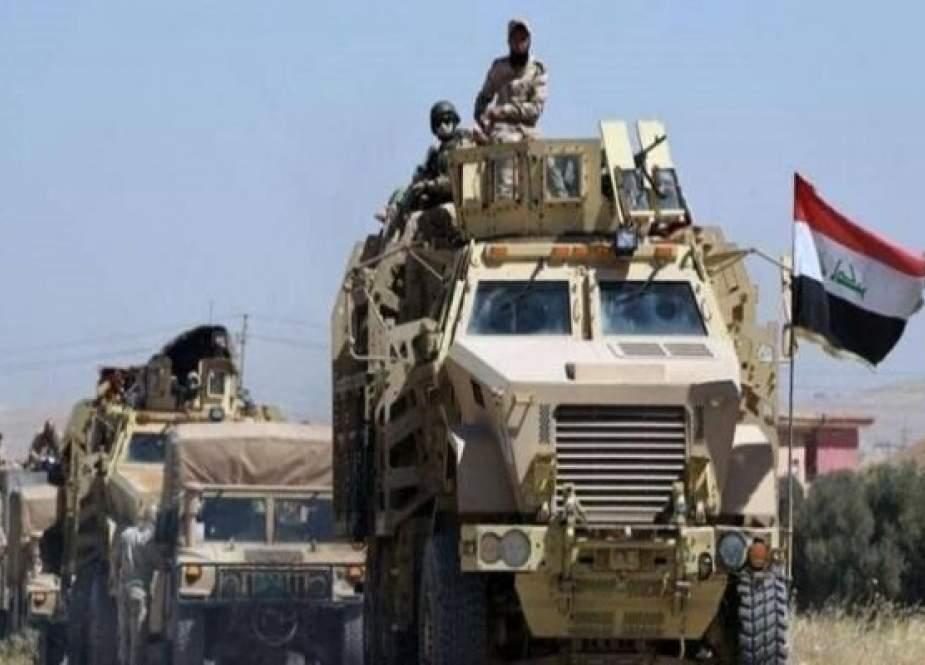 30.000 Pasukan Akan Bergabung Dengan Hashd al-Shaabi