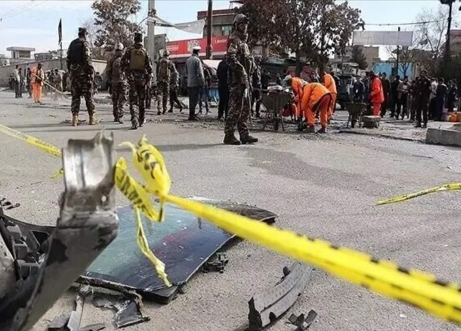 Empat Tewas Dan Terluka Dalam Ledakan Bom Di Kunduz Afghanistan