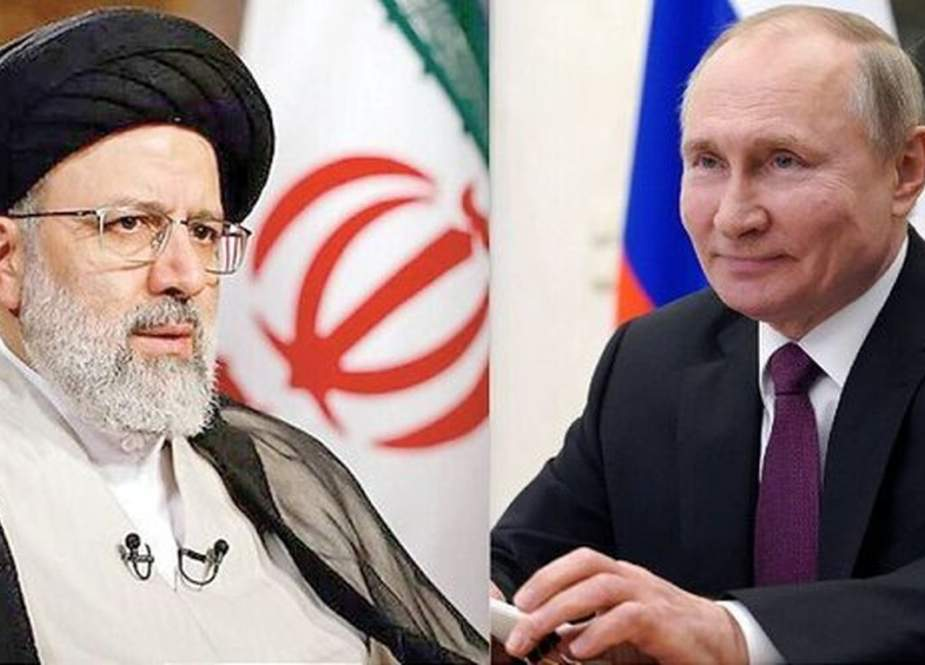 Raiesi Akan Bertemu Putin Di KTT SCO Di Tajikistan