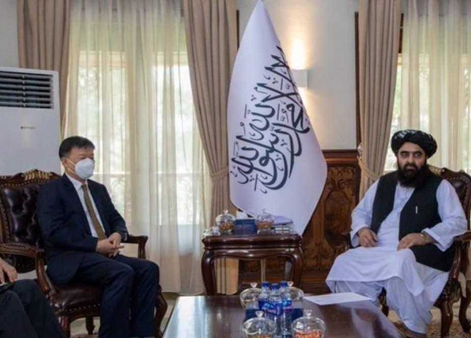 چین کا طالبان حکومت کیلئے ڈیڑھ کروڑ ڈالر امداد کا اعلان