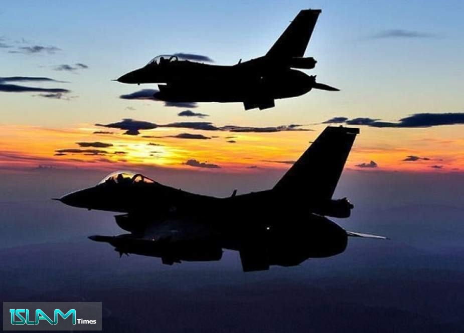 US Fighter Jets Attack Iraqi-Syrian Border