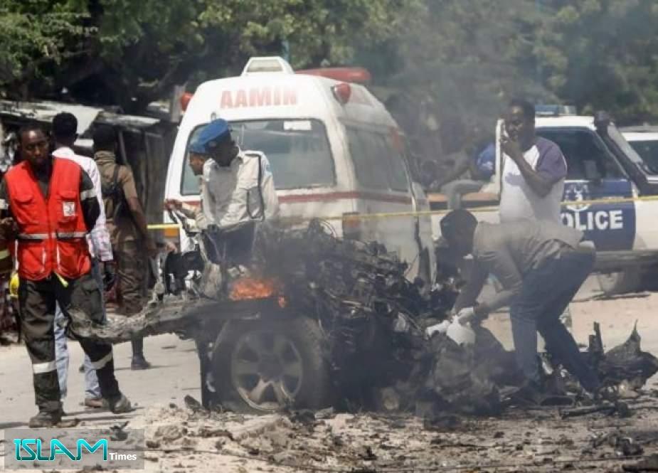 Suicide Attack Kills at least 10 in Somali Capital