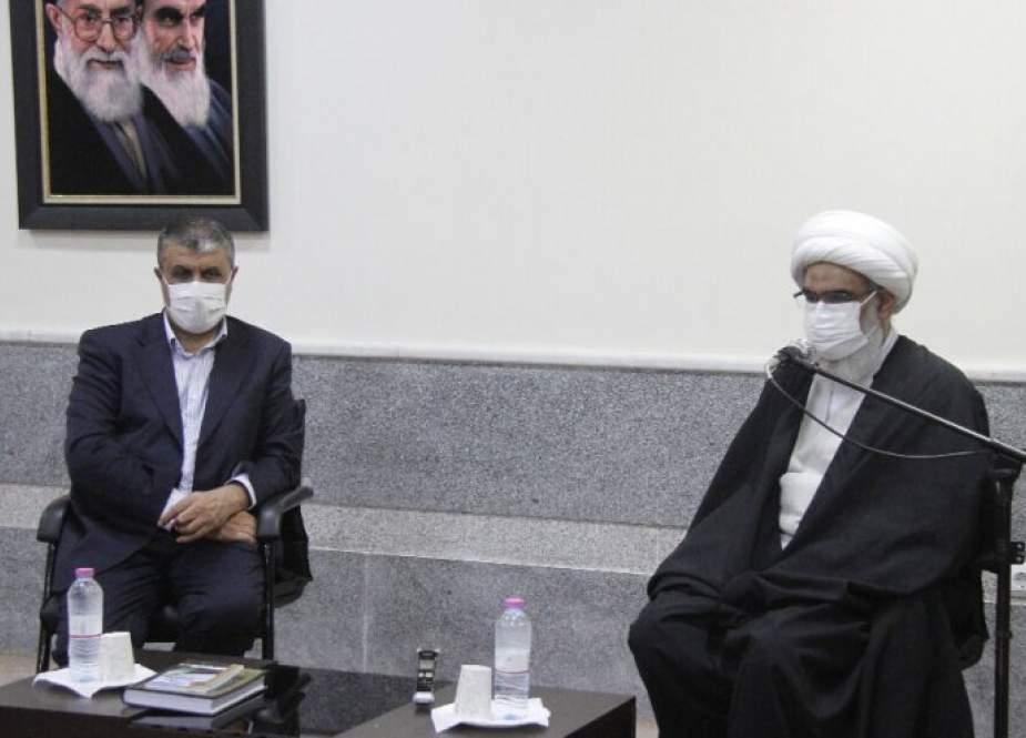ايران تهدف الى رفع توليد الطاقة الكهروذرية الى 8 آلاف ميغاواط