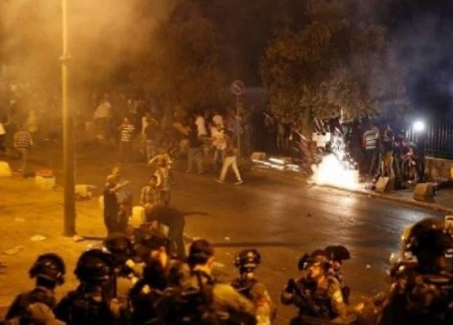 إصابات بين الفلسطينيين بمواجهات مع الاحتلال في نابلس وبيت لحم