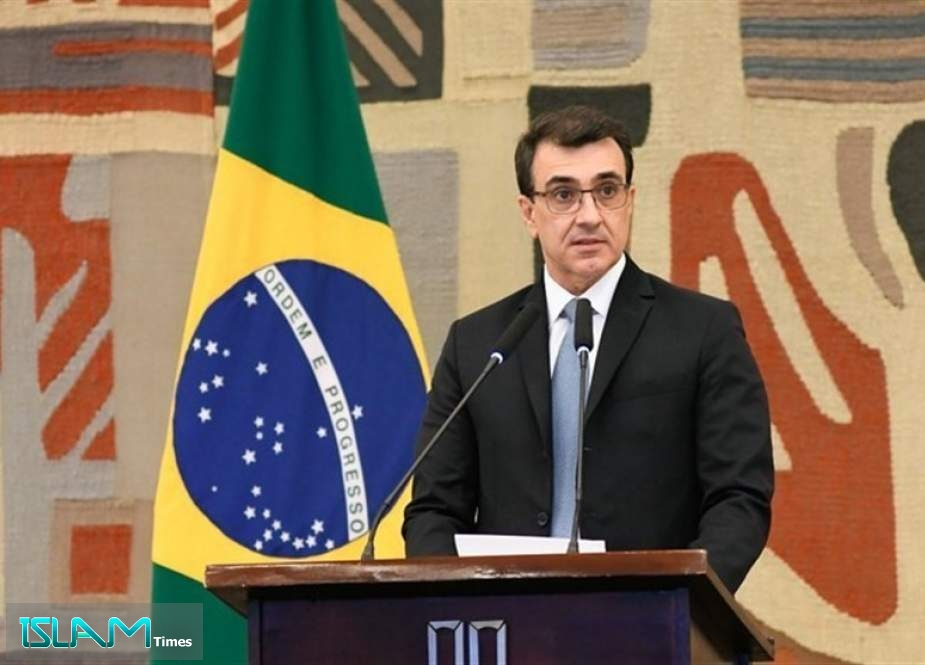Brazil, Bolivia Eager to Boost Ties with Iran