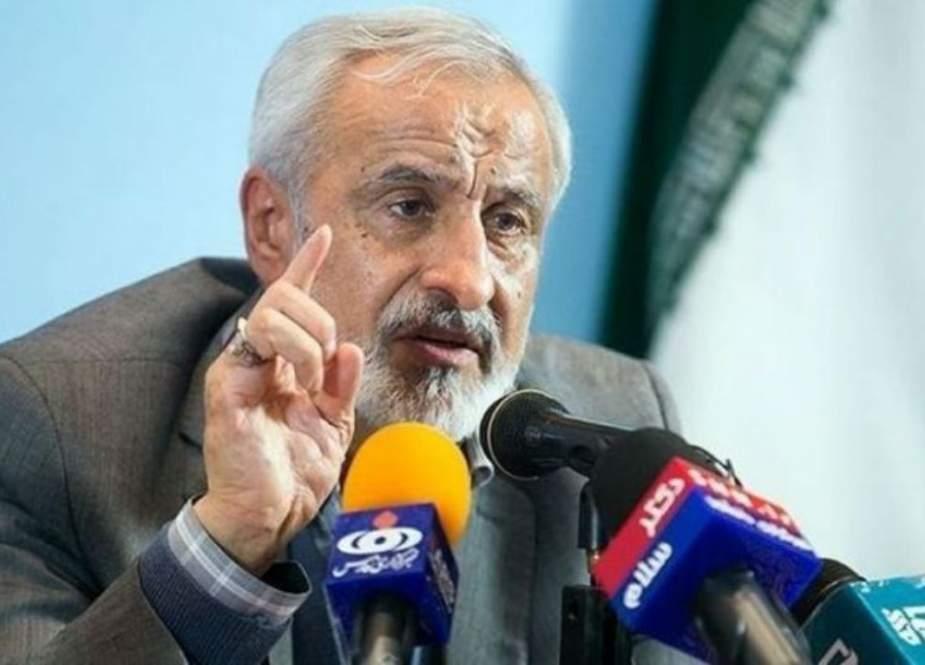 نائب إيراني يدعو الحكومة للامتثال للقواعد القانونية في المفاوضات النووية المقبلة