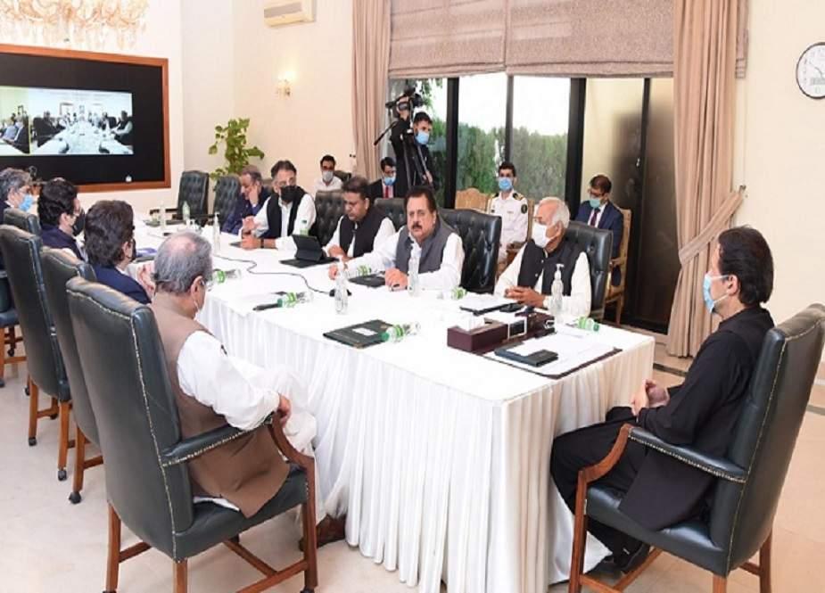وزیراعظم نے پنجاب میں بلدیاتی انتخابات کرانے کے اقدامات کی ہدایت کر دی