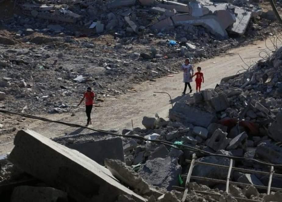Gaza (Eurasia Review).