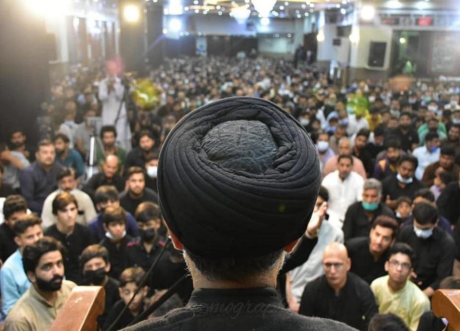 لاہور میں باب العلم فاونڈیشن کے زیراہتمام 25 ویں سالانہ مجالس عزاء کا انعقاد