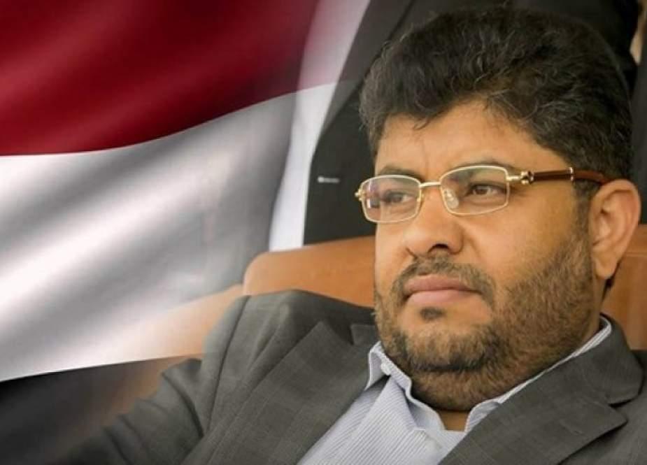 محمد علي الحوثي مخاطباً المرتزقة: غادروا مواقع الخزي والعار