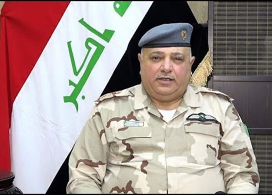 العمليات المشتركة ترد على تقرير الاستخبارات الامريكية عن العراق