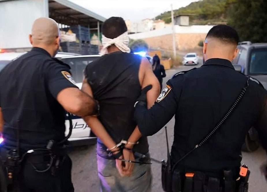 İsrail qüvvələri evlərə basqına başladı