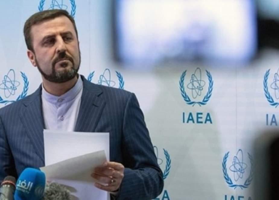 ايران: لا تتوقعوا ضبط النفس واجراءات بناءة ما دام الحظر مستمرا