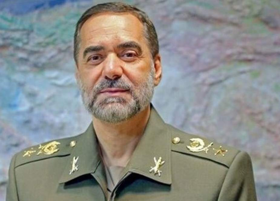 Brigadier General Mohammad Reza Ashtiani, Iranian Defense Minister.jpg