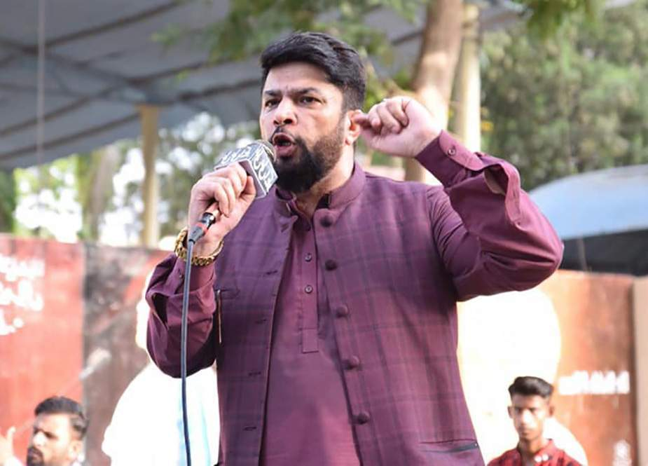 عام آدمی کو ریلیف دینے کی بجائے مشکلات میں جکڑا جا رہا ہے، علی حسین نقوی
