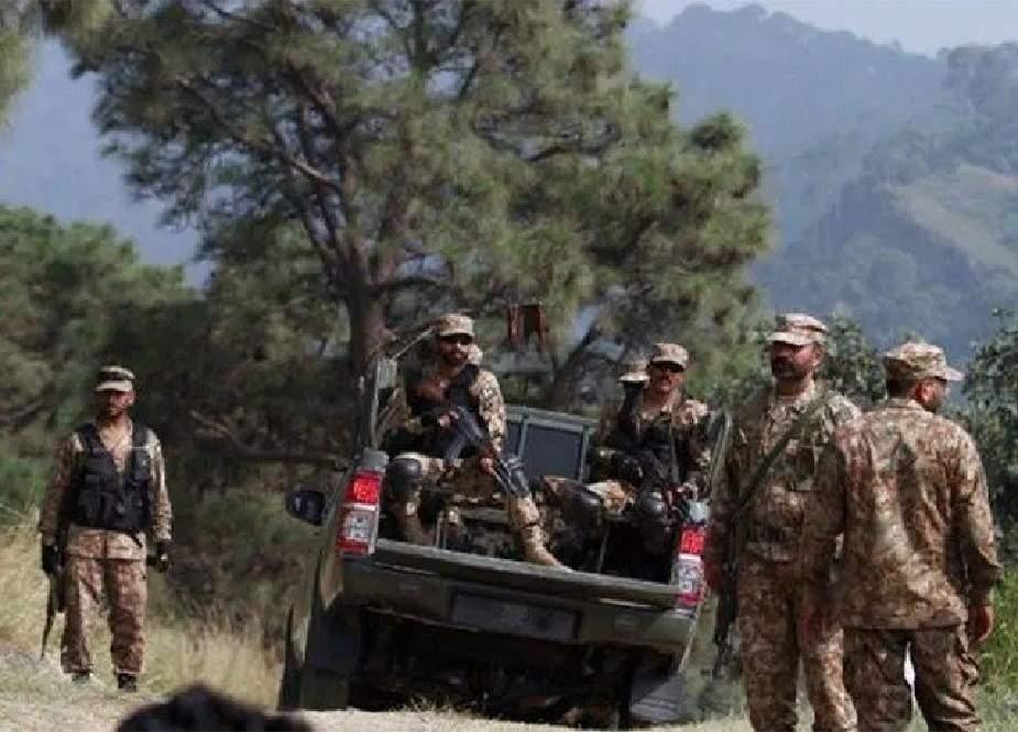 جنوبی وزیرستان میں دہشت گردوں کی فائرنگ سے پاک فوج کے7 جوان شہید