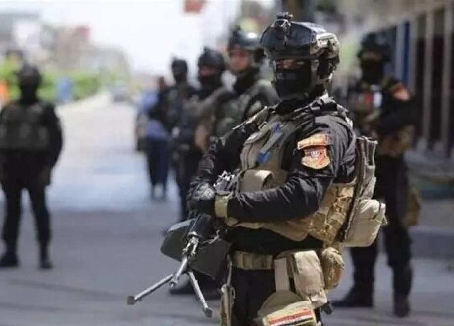 Pasukan Irak Menangkap Dua Pemimpin ISIS Di Al Anbar