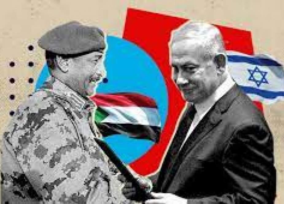 الخرطوم تستعد لتوقيع اتفاق تطبيع مع الكيان الإسرائيلي في أكتوبر